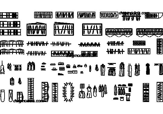 Wardrobe 2 Cad Drawings En 2019 Cad Block Cad Blocks