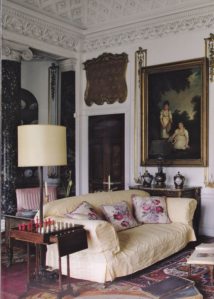 irish country decor/images | The Irish Country House ...