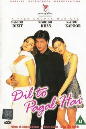 Dil to pagal hai 1997 hindi movie watch online