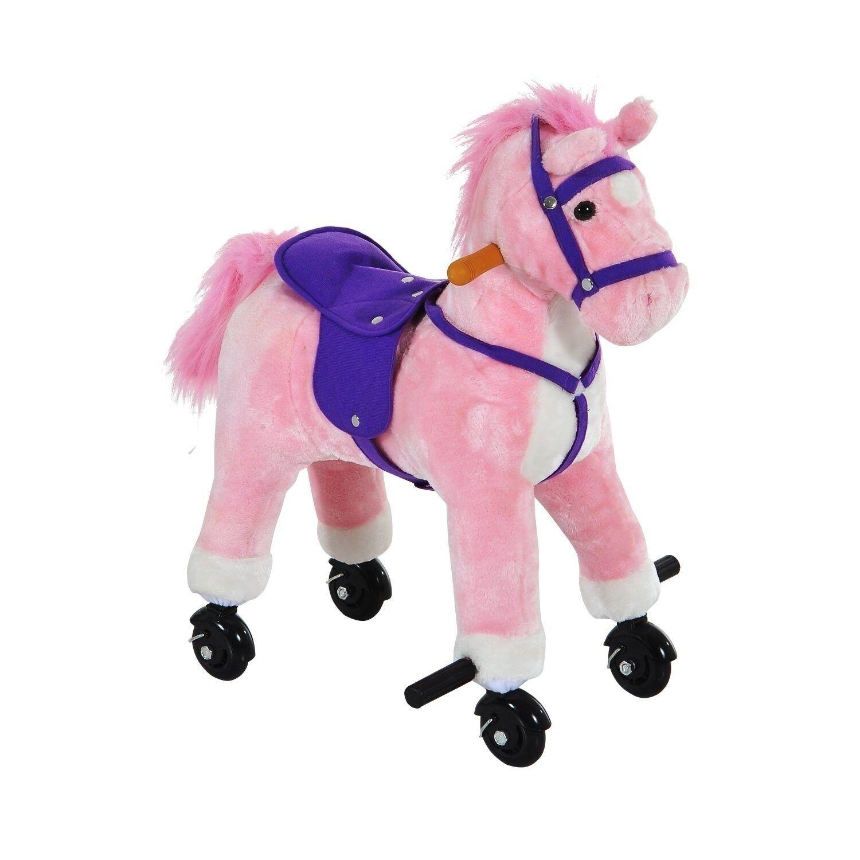 Overstock Com Online Shopping Bedding Furniture Electronics Jewelry Clothing More Plush Rocking Horse Little Girl Toys Animal Plush Toys