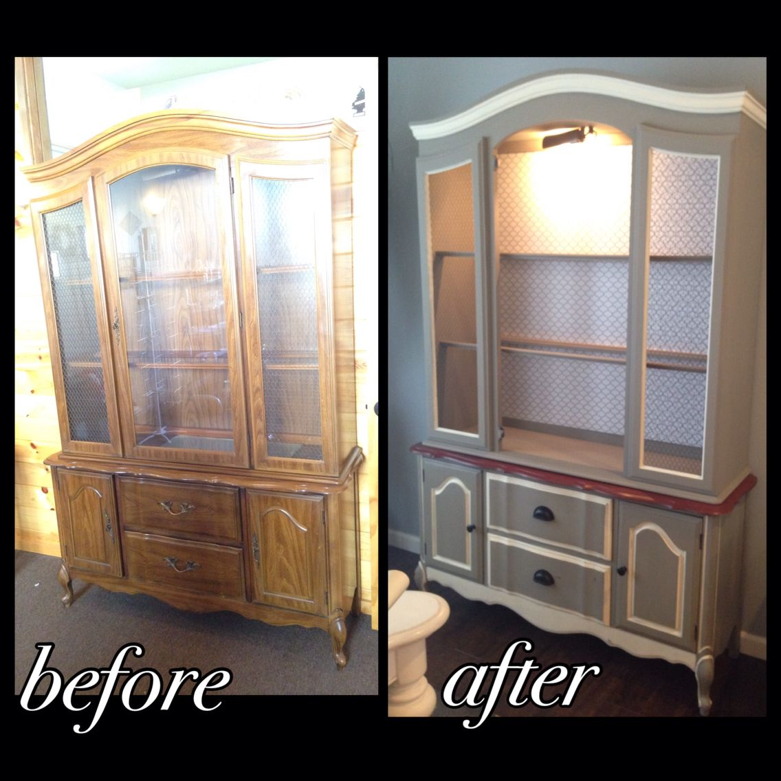 My First Chalk Paint Experience!