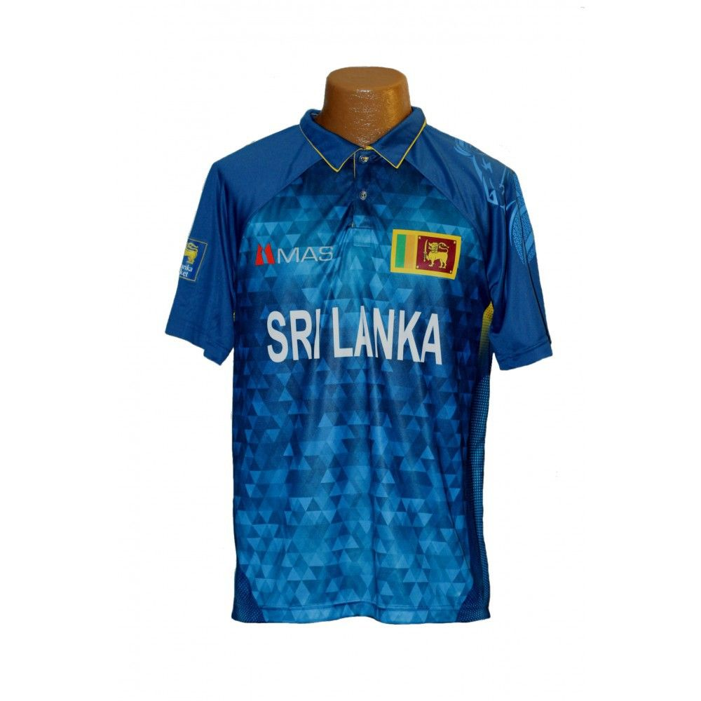 a989b4454 Sri Lanka Cricket Team ODI Jersey 2015 | Cricket Jerseys | Cricket ...