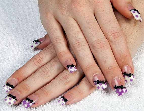 Nail Designs 2013 Enjoy Painting Your Nails With These Charming