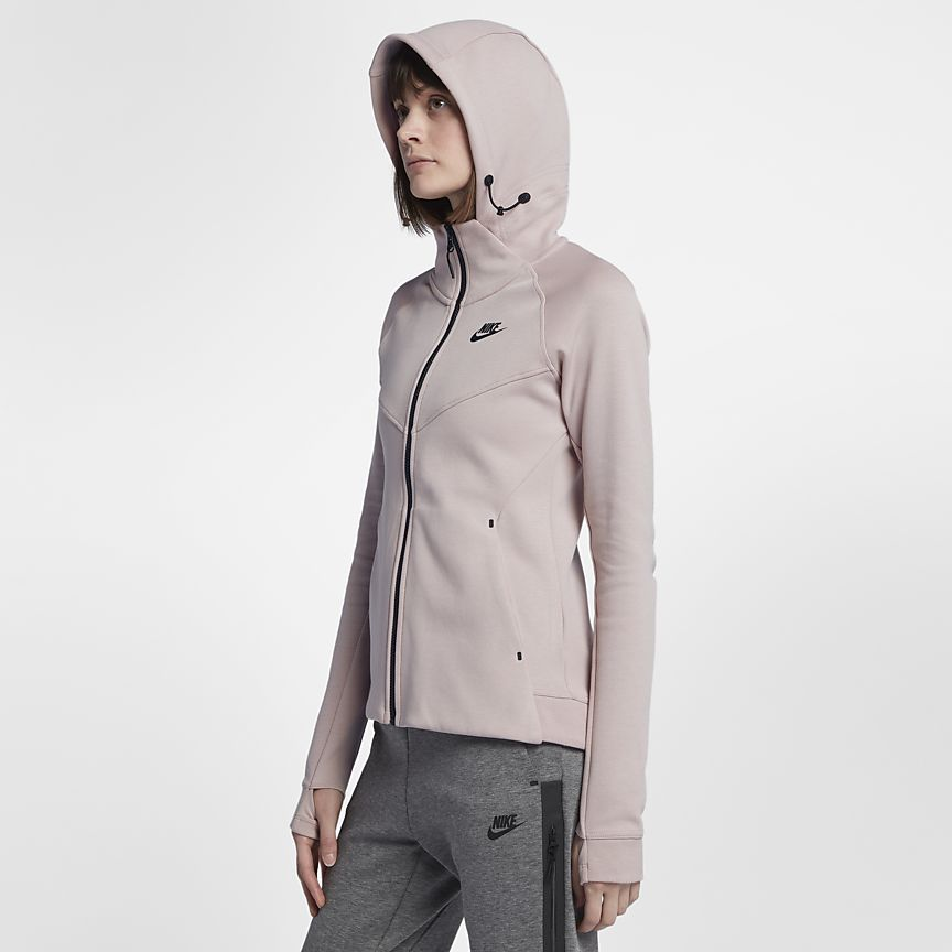 b7af88b730f9 Nike Sportswear Tech Fleece Windrunner Women s Full-Zip Hoodie ...
