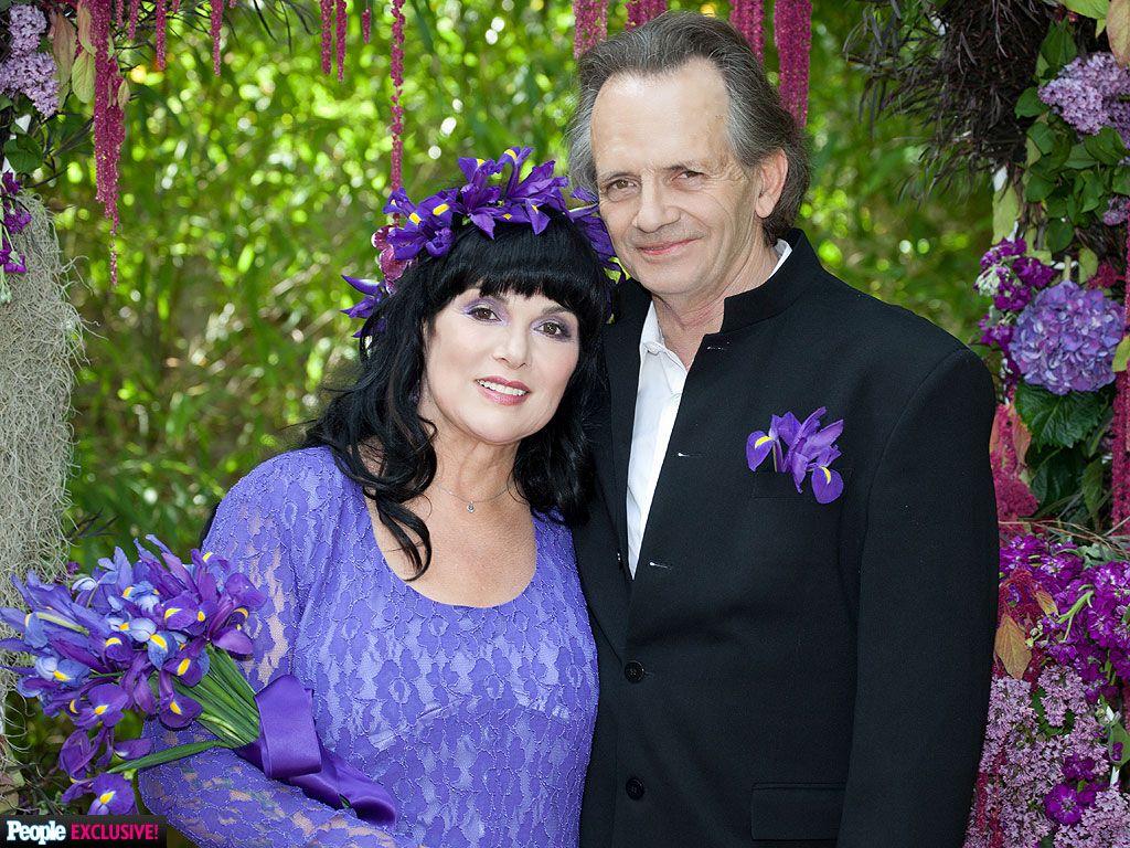 Heart Singer Ann Wilson Marries Dean Wetter Celebrity
