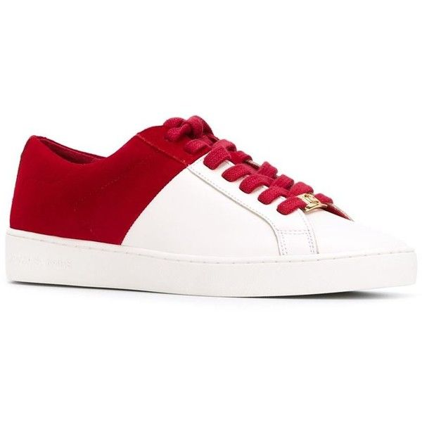 color block sneakers - Red Closed 0L202YVE