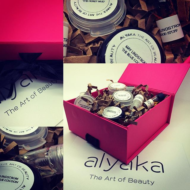 Curios about #May #Lindstrom skin care products? Alyaka Beauty Box ...