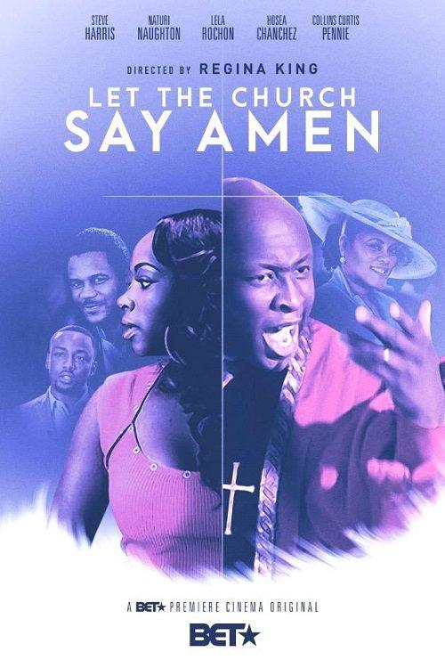 Let The Church Say Amen 2015 Christian Movies Good Christian Movies Regina King