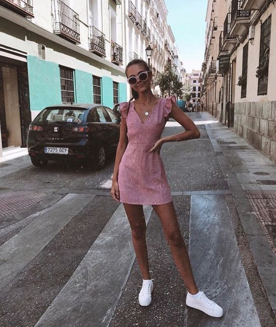 The Easy Summer Outfit Everyone Can Wear | STYLE REPORT MAGAZINE #chicsummeroutfits