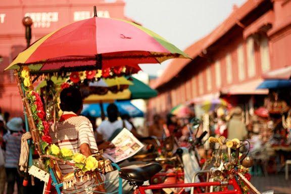 Travel 3Sixty Photoblog | Colours Of Malacca
