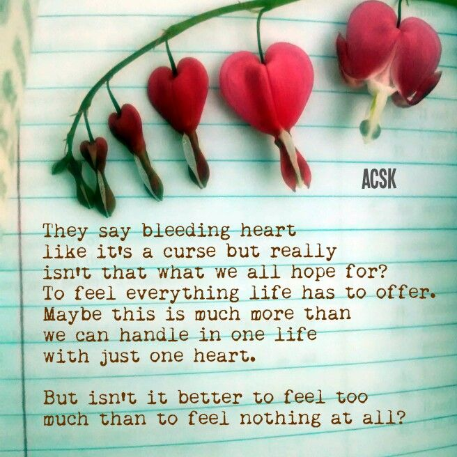 Bleeding heart, summer, poem about life, love, quote, living life ...