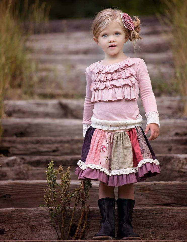 Persnickety Pretty in Pink Lola Top – Posh Closet Children's Boutique