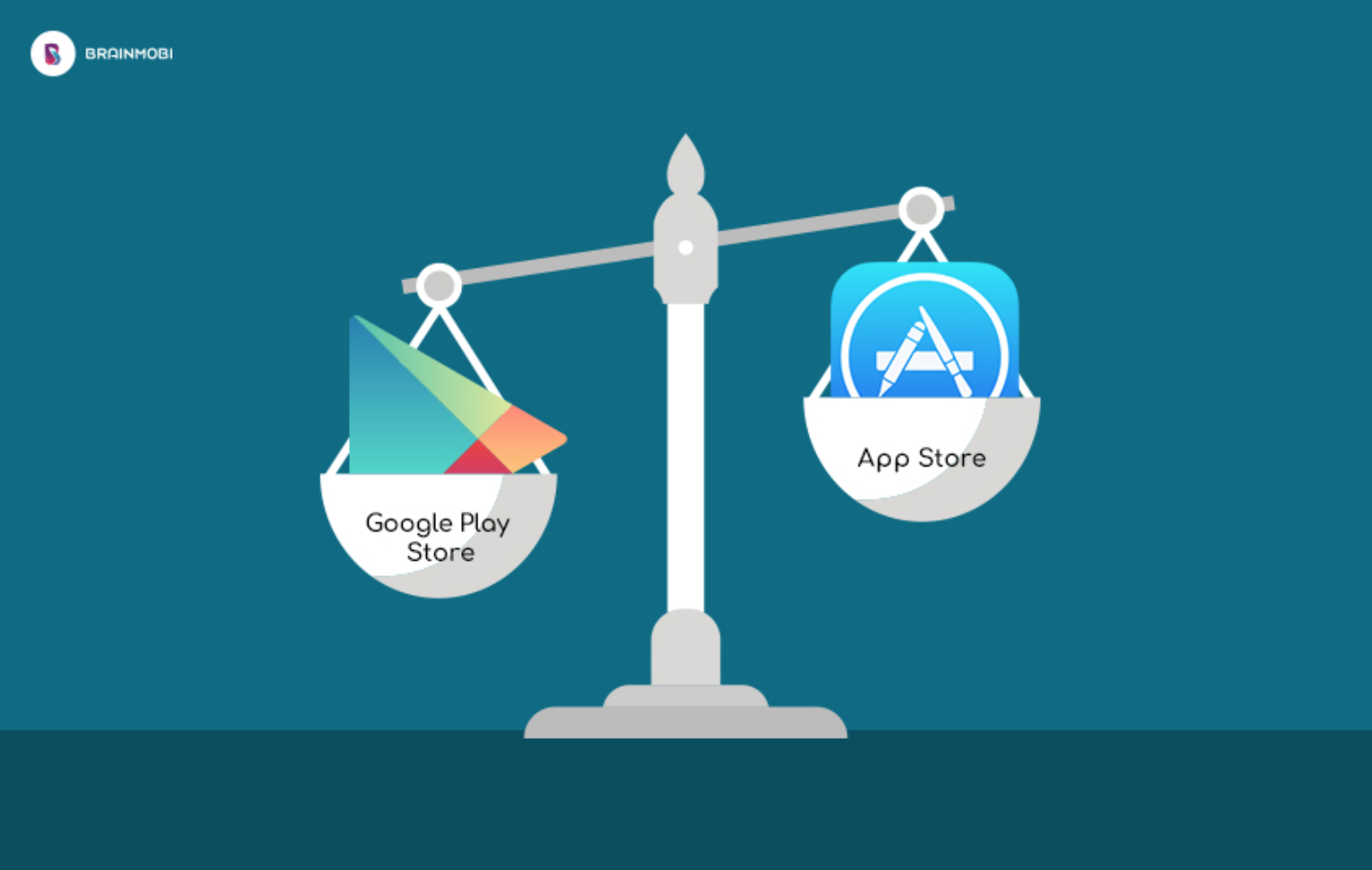 How Google Play Store Does Better Than The Apple App Store