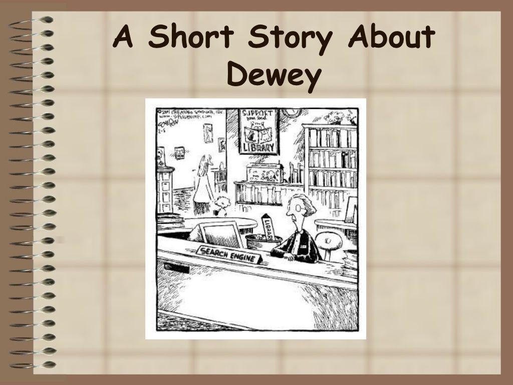 Dds Caveman New Dewey Decimal System