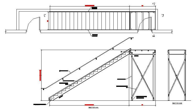 Spiral stairs cad details stairs pinned by Spiral stair cad