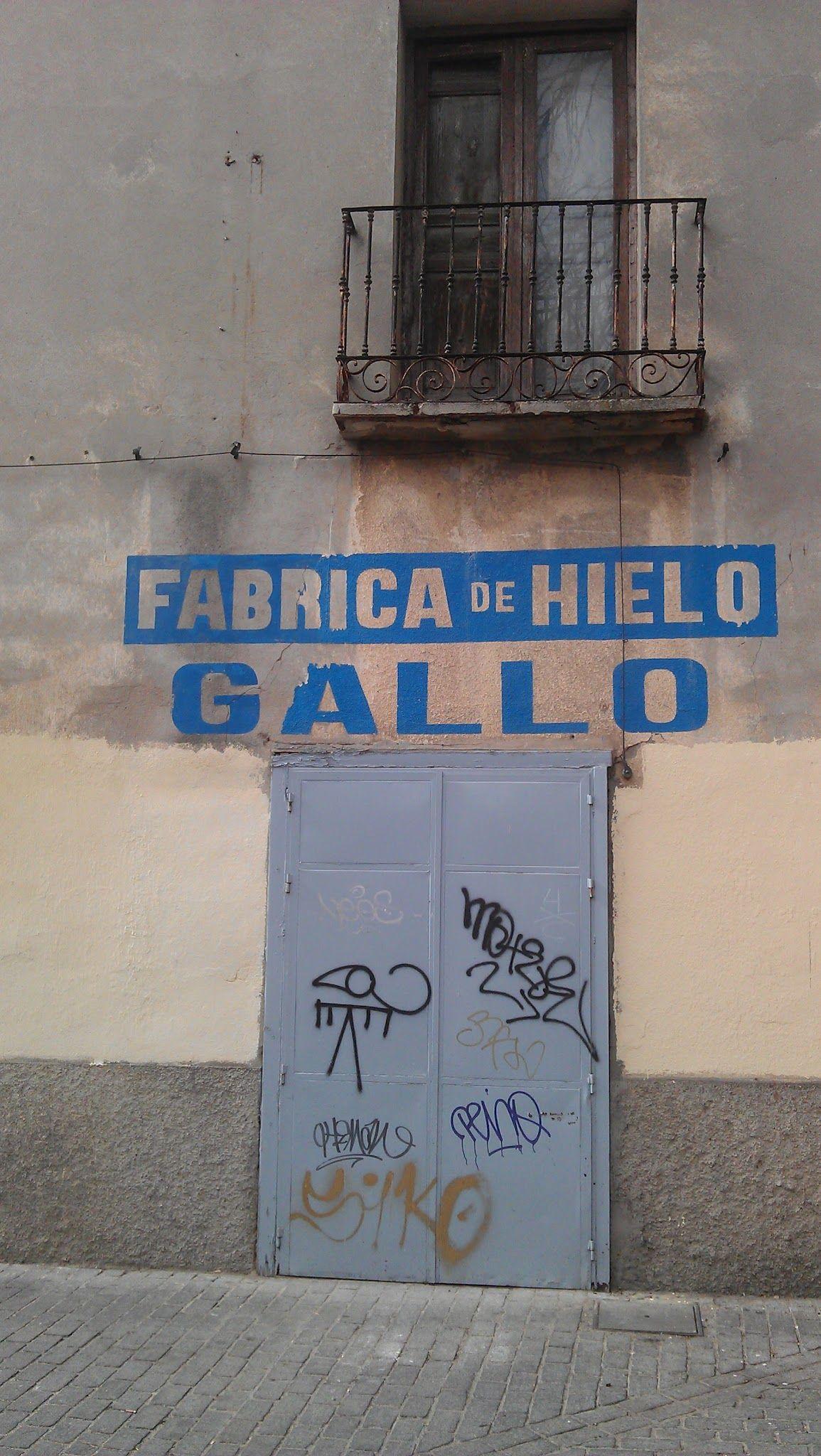 Fábrica de Hielo Gallo