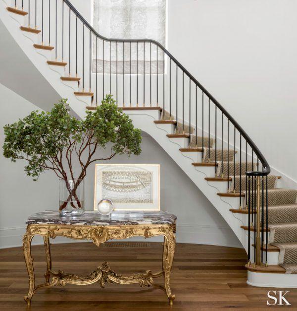 Best St James Suzanne Kasler Staircase Design Staircase 640 x 480