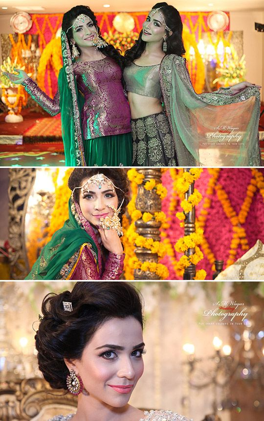 Stunning Celebrity Actor Model Humaima Malik Celebrated Her Sister Dua S Wedding Earlier This Month