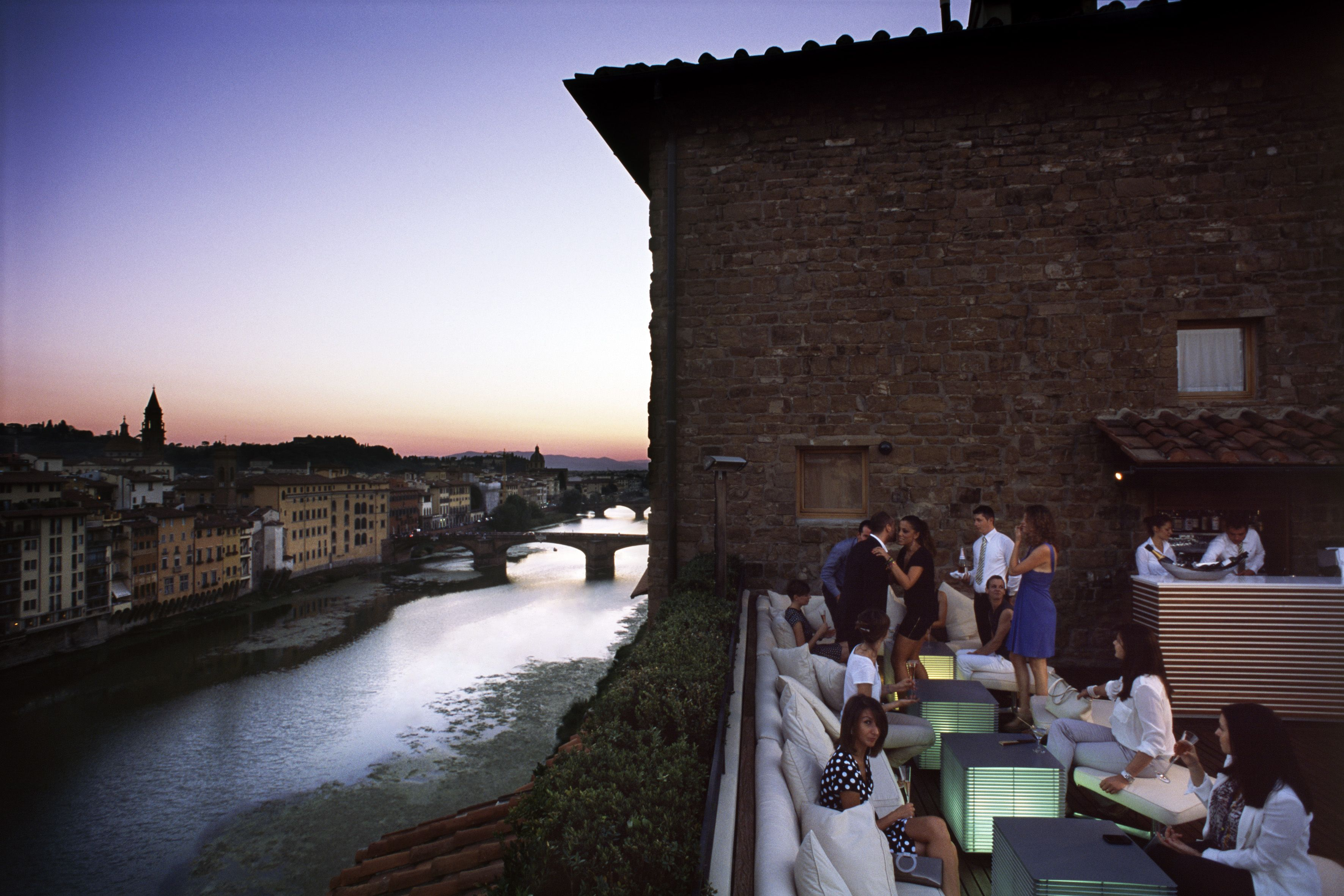 Terrazza Wanderlust La Terrazza Hotel Continentale S Stunning Rooftop Bar In Florence