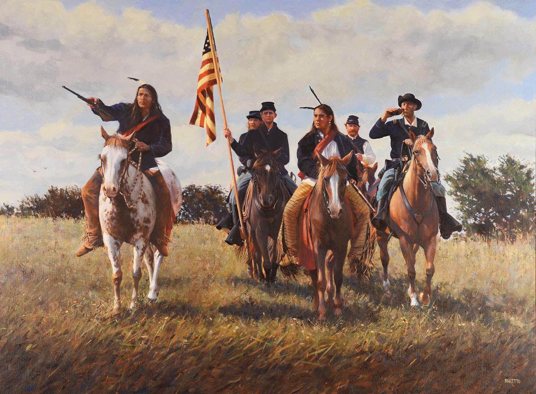 Capt. Varnum's Scouts by John Fawcett