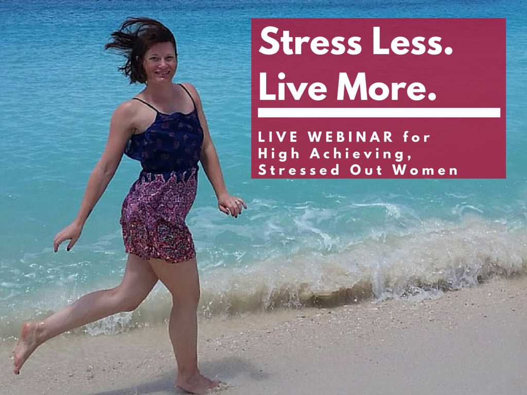 Learn my top tips to live a stress free life on this free online training webinar.  Register here >>> http://freebies.stephaniecookwellness.com/stress-less-live-more/