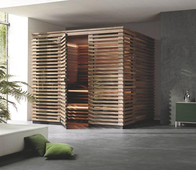 faire un spa chez soi  12 idées bien-être Spa, Saunas and Spa design - faire un sauna maison