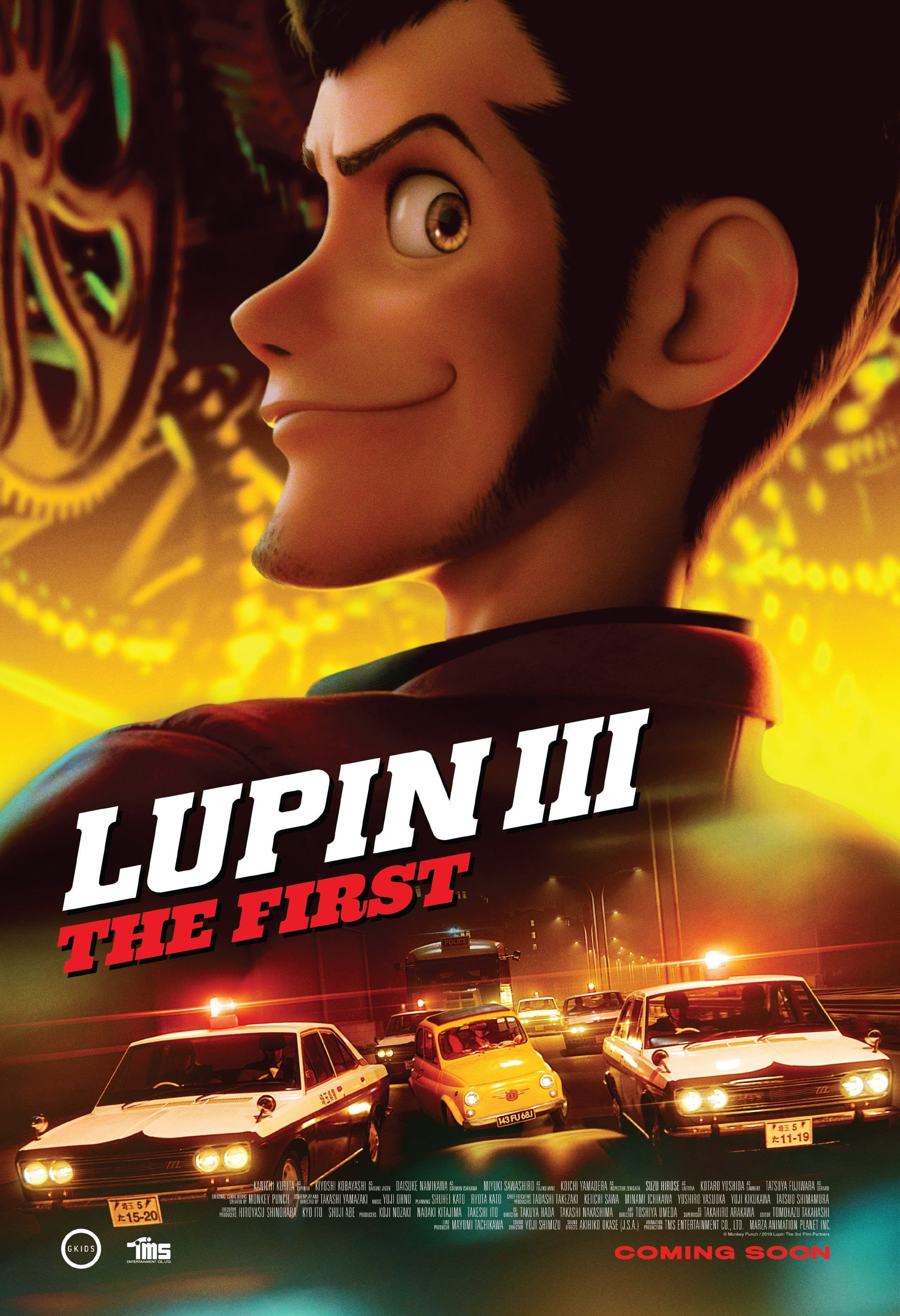 Regarder Lupin 3 The First 2020 Film Complet Streaming Vf Vostfr Lupin Iii Anime Films Anime