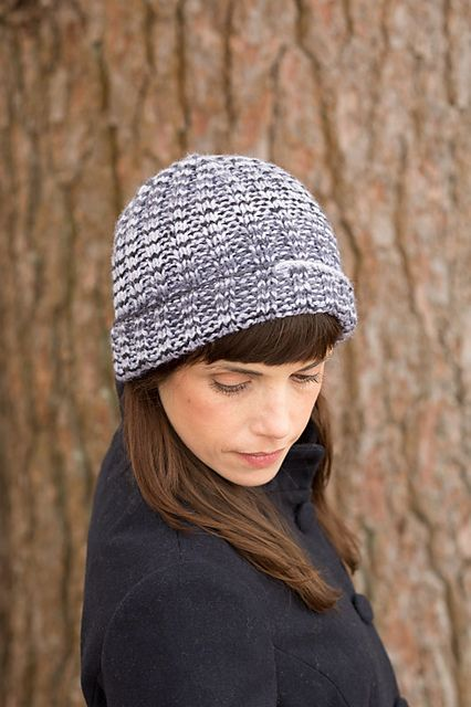 Ravelry Quest Ribbed Hat Pattern By Classic Elite Knitting