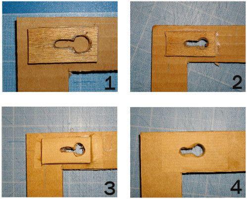 Système d\u0027accroche pour étagère Pinterest Cardboard furniture