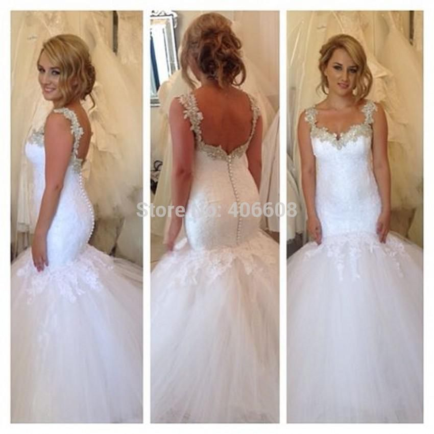 1ab7c109884c8 Find More Wedding Dresses Information about 2015 New Arrival Sweetheart  Backless Mermaid Wedding Dress Bridal Gown China Guangzhou Wedding Dress