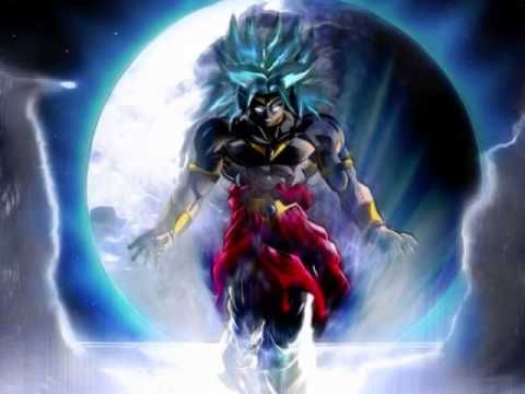 Broly's Real Theme Song YouTube Dragon ball z 3d