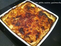 ma petite cuisine gourmande: Le gratin dauphinois selon Cyril Lignac