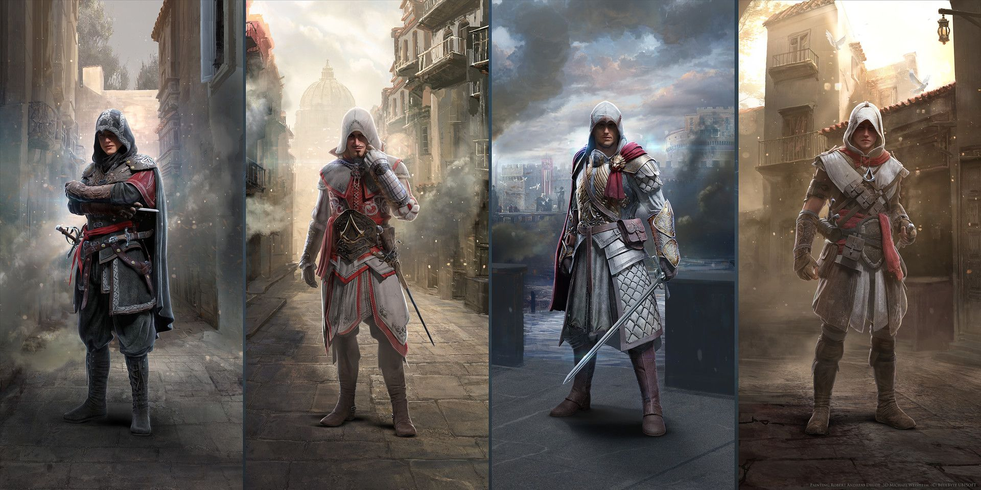 series called assassins creed - HD 1920×960