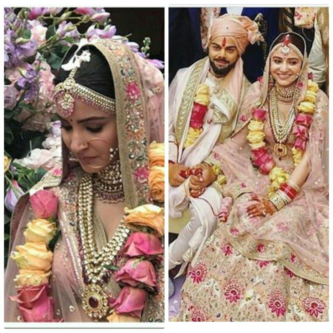 Anushka Sharma Wedding.Anushka Sharma Wedding Indian Brides In 2019 Bollywood Wedding