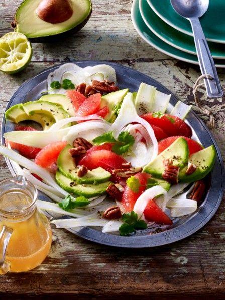 fr hlingssalate 19 leichte salat rezepte rezepte zum abnehmen pinterest salat salat. Black Bedroom Furniture Sets. Home Design Ideas