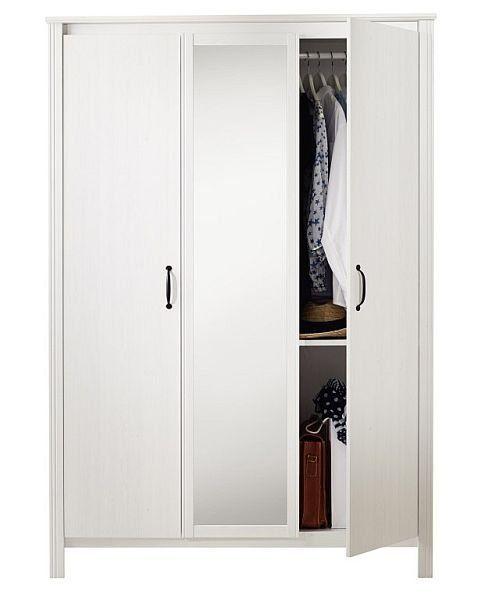 Ikea Brusali Kommode trzydrzwiowa szafa brusali cena 599 zł ikea dizajn