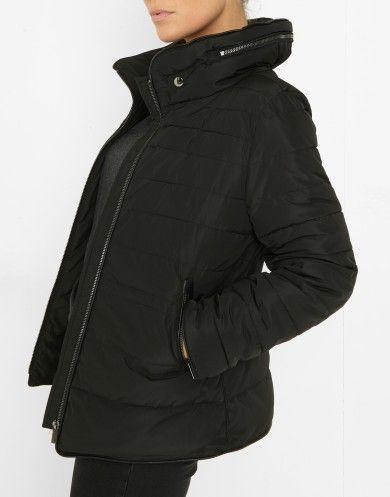 Jacqueline riu manteau capuche