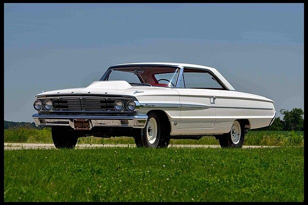 1964 Ford Galaxie 500 Lightweight 1 Of 25 Produced Ford Galaxie