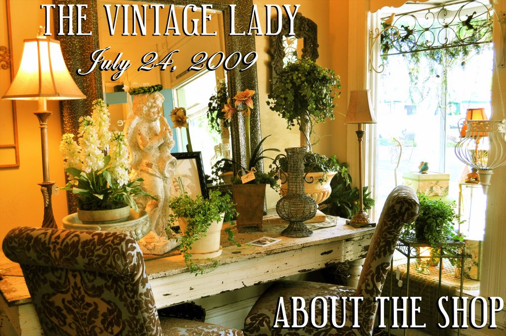 little shop in old town.thevintagelady.com