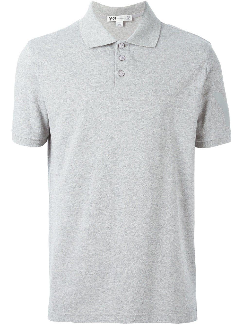 663bdb1bf Y3 Classic Polo Shirt