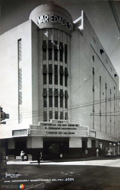 Cines antiguos de Guadalajara