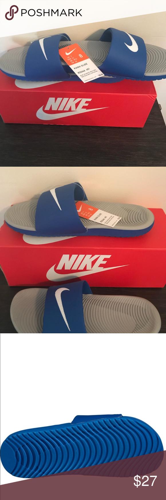 pretty nice bf24d 7a2de Nike slipper Brand new Nike slipper in box size 8 Nike Shoes ...