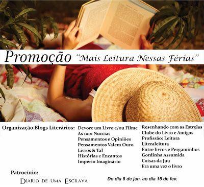 ALEGRIA DE VIVER E AMAR O QUE É BOM!!: [DIVULGAÇÃO DE SORTEIOS] - Promoção: Mais Leitura ...