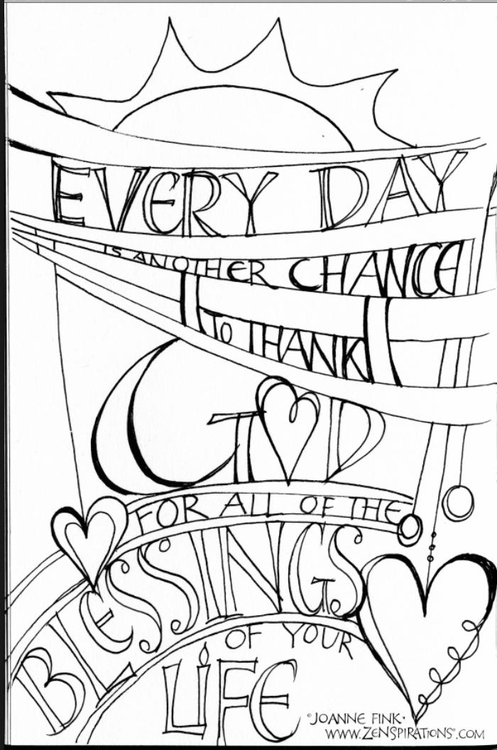 Jeder tag ist eine neue Chance Gott für diesen Segen zu danken <3 ...
