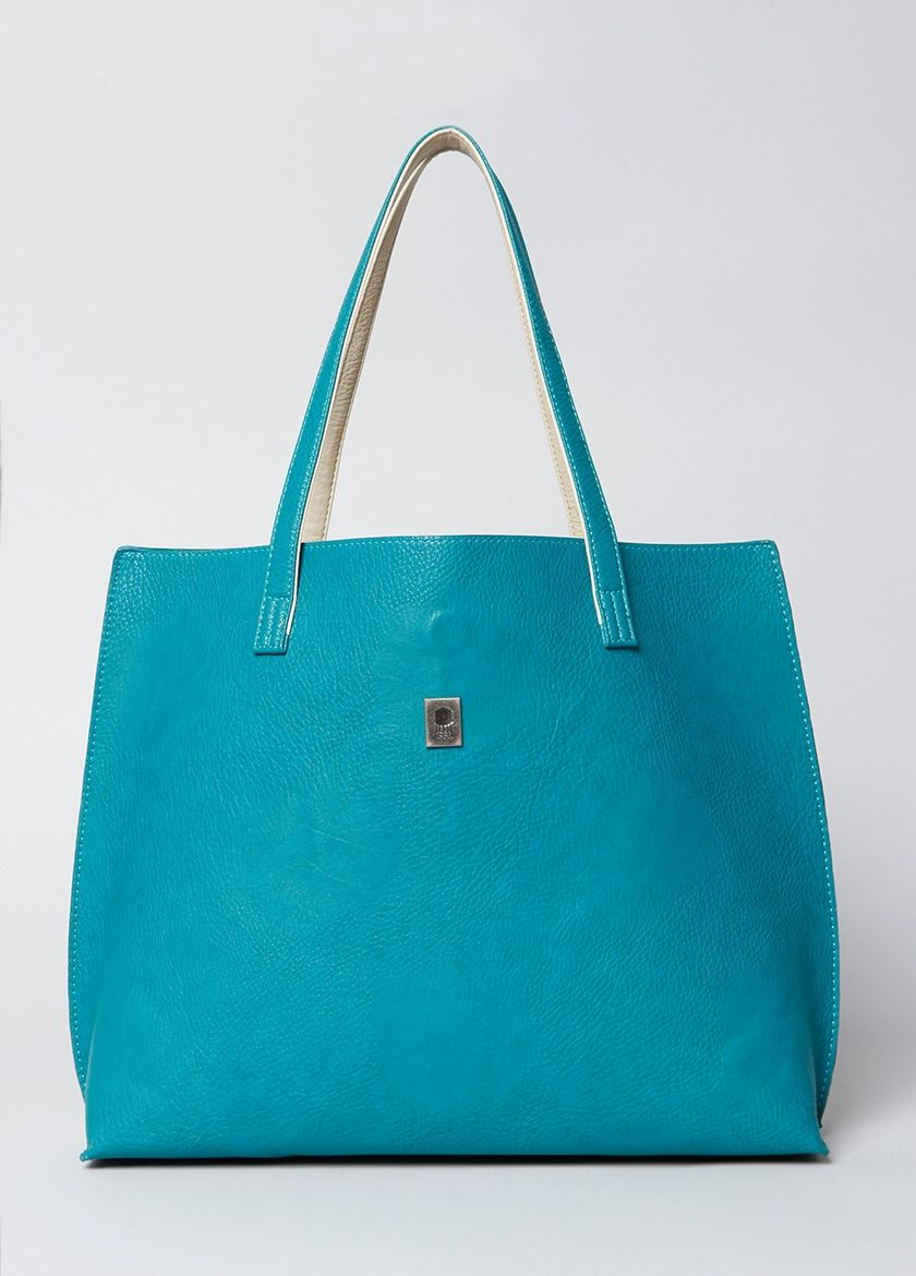Pebble Vegan Leather Tote and Crossbody Bag
