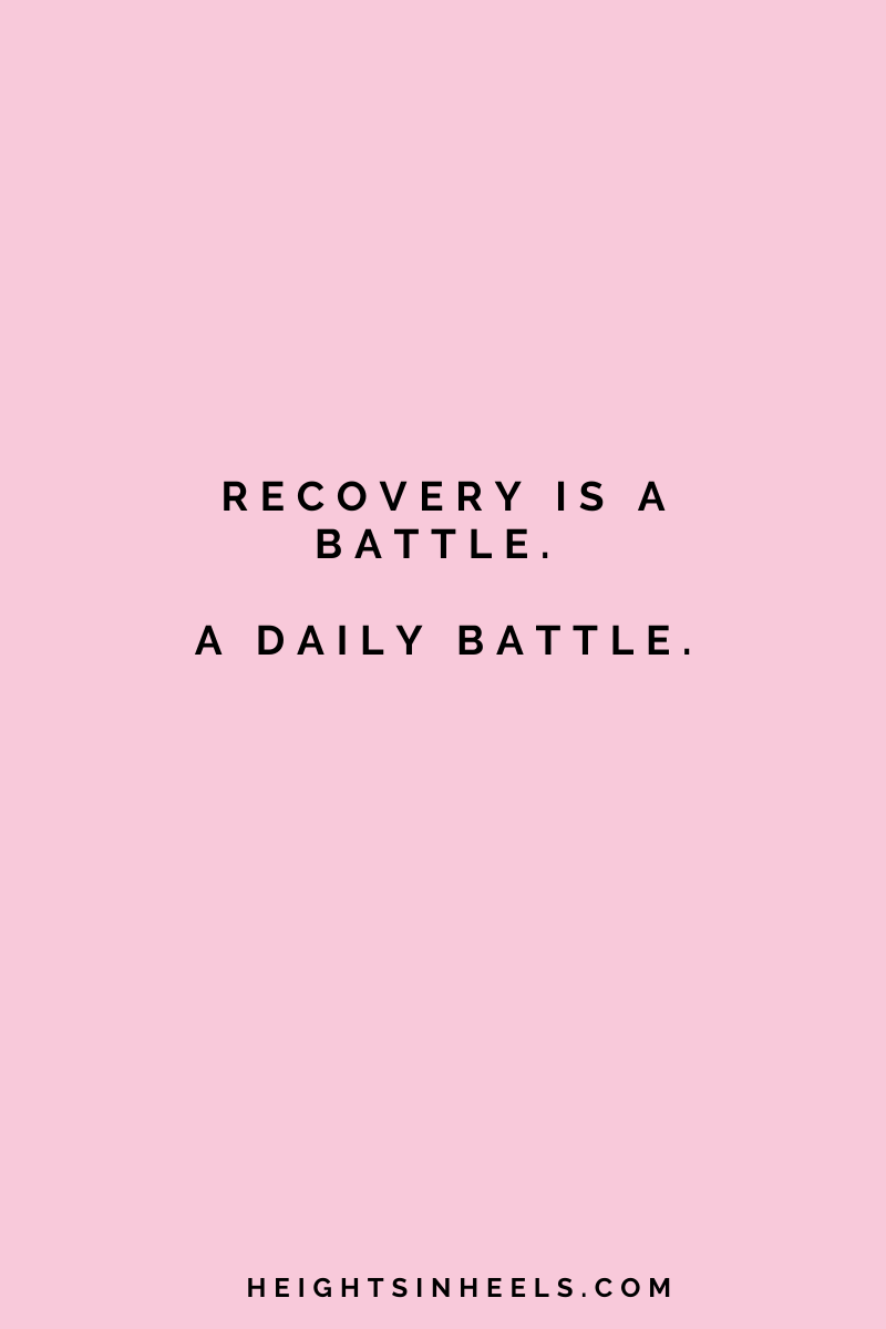Eating Disorder Recovery- Devotionals #13- Support Systems - Heights in Heels