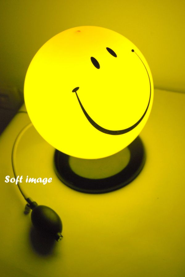 Soft 03 Smiley Face Images Smiley Lamp