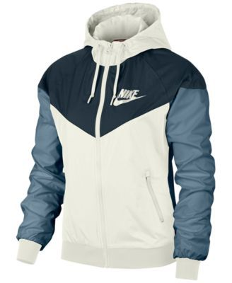 Nike Sportswear Windrunner Hooded Jacket - White XL Equipamento De Treino  Da Nike 0dd781d91e0d1