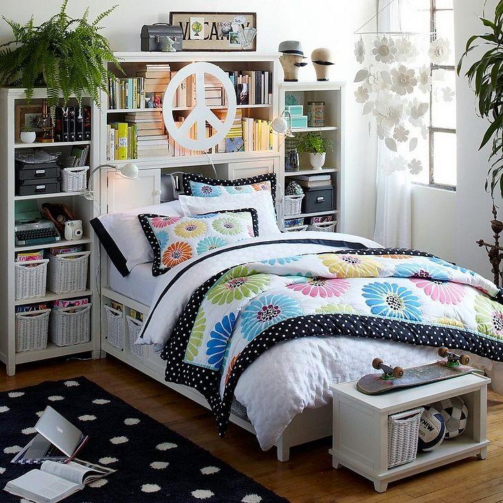 Dormitorio chica adolescente ahinara pinterest - Dormitorios juveniles chica ...