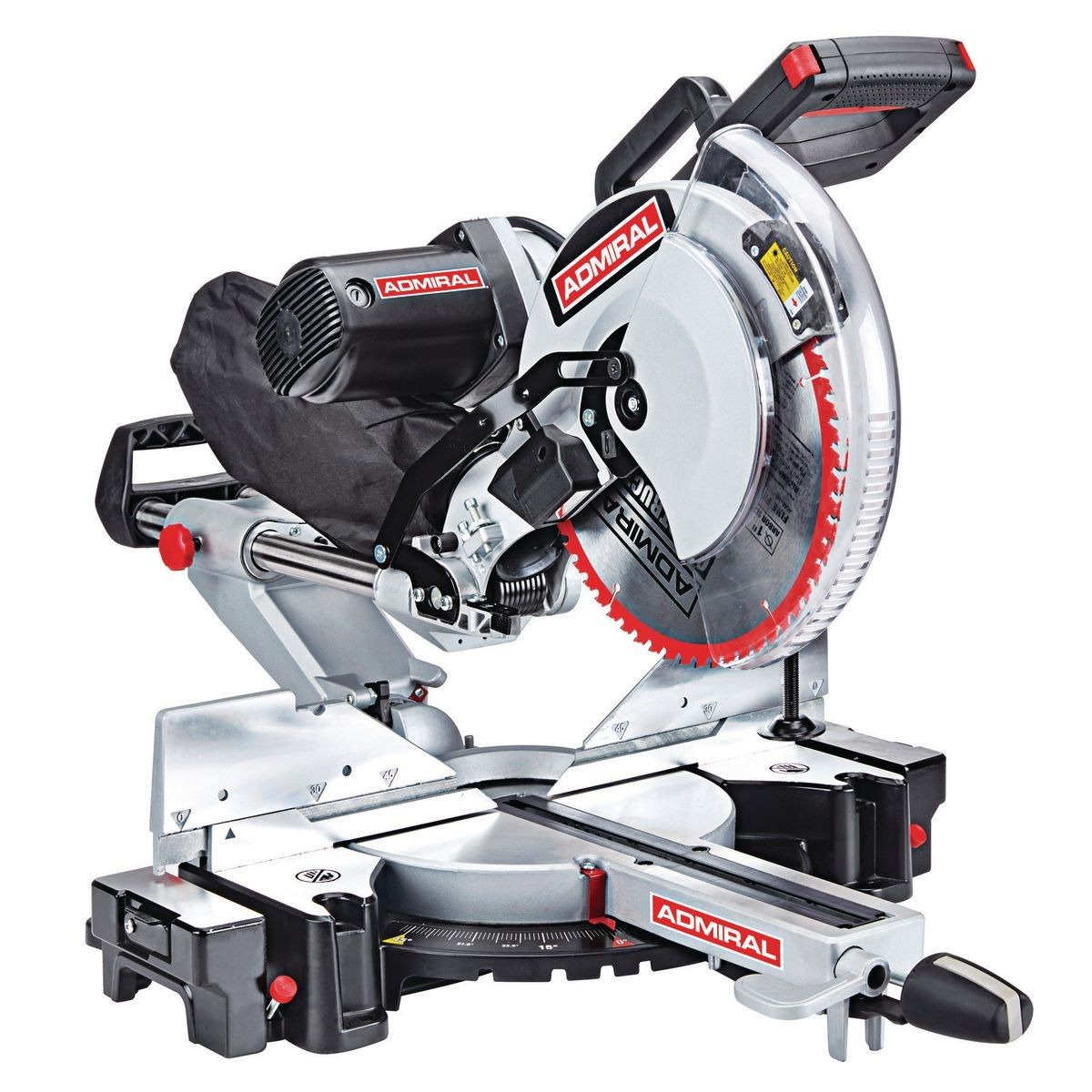 The Admiral 12 In Dual Bevel Sliding Compound Miter Saw Sku 64686 Is On Sale For 169 99 With Code 9 Sliding Compound Miter Saw Compound Mitre Saw Miter Saw